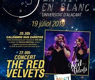 Noche de swing con The Red Velvets este viernes en el MUA