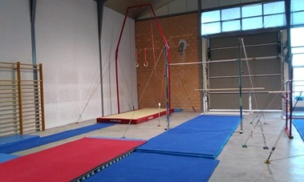 La gimnàstica artística a Alcoi estrena noves instal·lacions a partir del dilluns