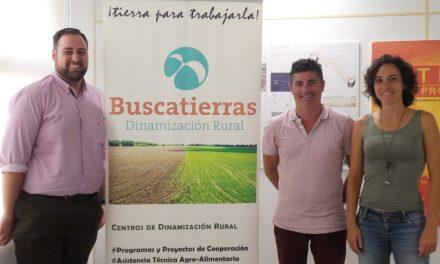 Medio Ambiente de Altea y la agencia de dinamización rural Buscatierras ponen en marcha el Banco de Tierras