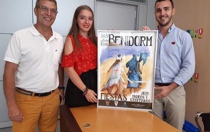 """Seleccionades les quatre marxes mores finalistes del XIX Concurs de Composició Festera """"Vila de Benidorm"""""""