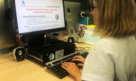 La Diputació d'Alacant activa cursos d'espanyol per a residents europeus i d'altres nacionalitats
