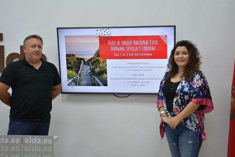 Viatge intergeneracional a Elda: Doñana, Sevilla i Córdoba de la mà de Joventut