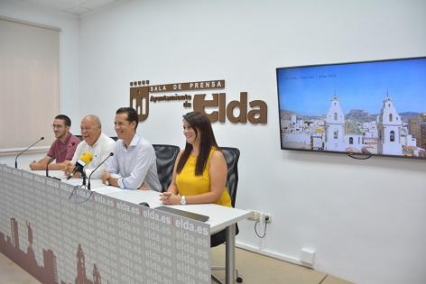 El Ayuntamiento de Elda lanza el vídeo promocional de Fiestas Mayores