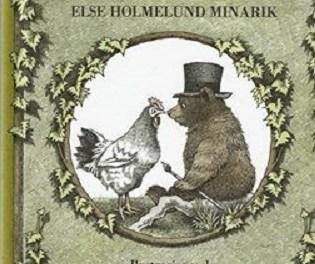 """""""Un bes per a osset"""" (A Kiss for Little Bear) il·lustrat per Maurice Sendak"""