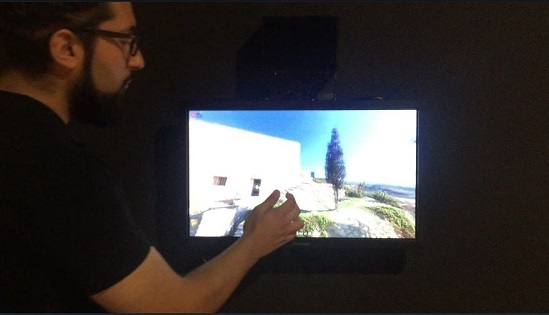Las casas cueva de la muralla del Castillo ya se pueden visitar de forma interactiva y accesible en el Museo Dámaso Navarro de Petrer