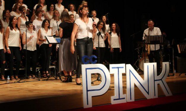 El coro CC Pink inicia a lo grande la 38 Semana del Cine de Villena