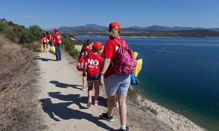 L'haima sostenible de Mares Circulares de Coca-Cola arriba a les platges de Llevant i de Sant Joan
