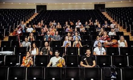 L'orquestra ADDA Simfònica inicia un cicle de concerts en hospitals i centres socials i de majors