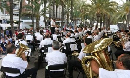 La Banda Sinfónica Municipal de Alicante programa una veintena de conciertos en su programación para el último trimestre del año