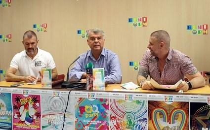 15.000 assistents en la 9a edició Benidorm Pride Festival en una setmana de festes