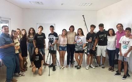 La Concejalía de Servicios Sociales de El Campello realiza un taller de cortometrajes por la prevención del consumo de alcohol en adolescentes