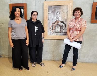 El Museu del Calçat d'Elda acull l'exposició multidisciplinària 'Inclassificable', de LOU et SYL