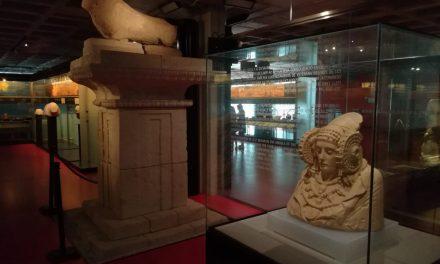 La réplica de la Dama de Elche del MAHE viaja hasta Irán
