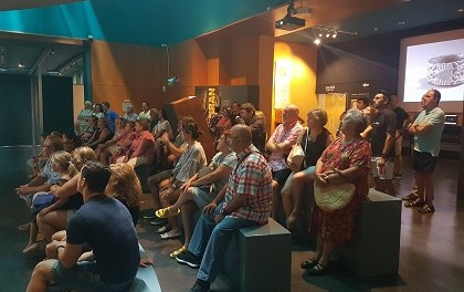 L'exposició 'Iran Cultura de Civilitzacions' dispara fins a les 101.108 les visites