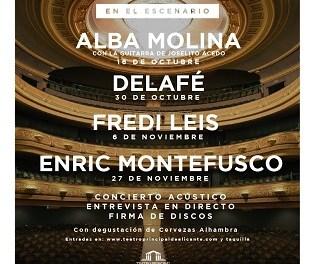 """""""Momentos Alhambra en el Escenario"""" torna al Teatre Principal d'Alacant a l'octubre"""
