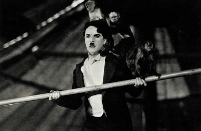El Circo en el Cine de la Filmoteca en el Teatro Arniches de Alicante