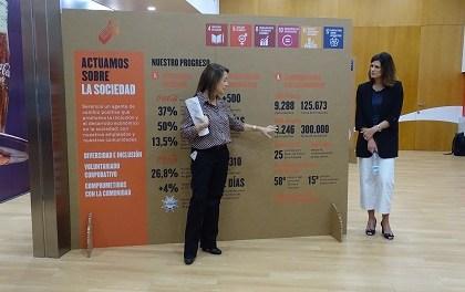"""Coca-Cola presenta importants avanços en les sis àrees que integren la seua estratègia de sostenibilitat """"Avanzamos"""""""
