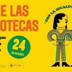 La Concejalía de Cultura de Alicante celebra el Día las Bibliotecas bajo el lema «Con la igualdad de género»