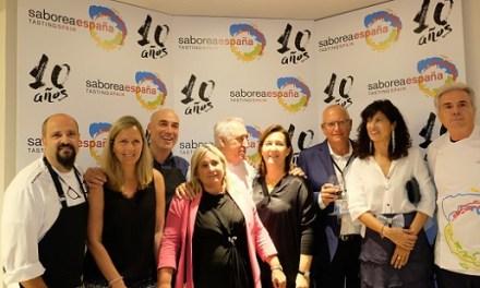 El 10º aniversario de Saborea España reúne en Madrid a los 20 destinos gastronómicos que conforman la plataforma