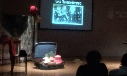 Celebración del día de las Escritoras en Mutxamel: Las Sin Sombrero