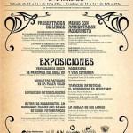 Exposiciones y presentaciones de libros en la tercera edición de Novelda Modernista