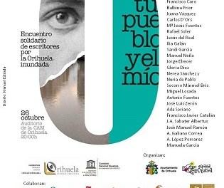 Una trentena d'escriptors-es participaran en una trobada poètica solidària per a recaptar fons per a les zones afectades per la DANA