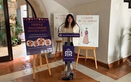Literatura, música i una especial ambientació a Orihuela protagonitzaran la Nit de les Ànimes més fantasmagòrica el pròxim 31 d'octubre