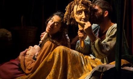 """""""La Celestina"""" de Bambolina Titelles en el Teatre Chapí de Villena"""