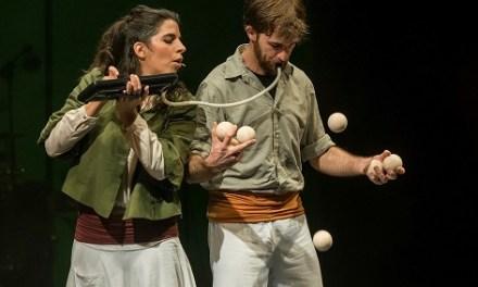 """Fin de semana 100% alicantino en el Teatro Principal: música de """"Albaladre y circo con """"YOLO"""""""