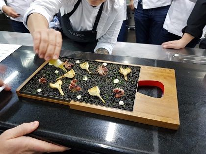 La gastronomia com a art, a anàlisi en la II Jornada Carmencita d'Estudis del Sabor
