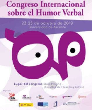 L'humor verbal uneix en la Universitat d'Alacant experts de 37 països en un Congrés Internacional sobre Ironia i Humor en Espanyol