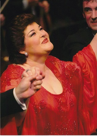 La soprano internacional Ana María Sánchez oferirà unes classes magistrals en el Conservatori Municipal de Xàbia