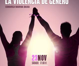 El divendres s'inicien a l'Alfàs els actes commemoratius del 25-N, Dia Internacional contra la Violència de Gènere