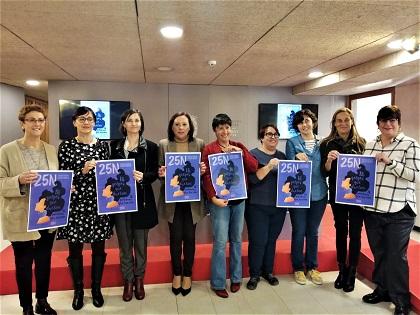 La Concejalía de Igualdad de Alicante programa un conjunto de actividades para conmemorar el 25N, Día Internacional para la eliminación de la violencia contra las mujeres