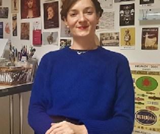"""Ana Cialicu: """"En la meua obra les meues dones han patit o continuen patint i necessiten arribar a aqueix punt de la vida on hi ha estabilitat, calor"""""""