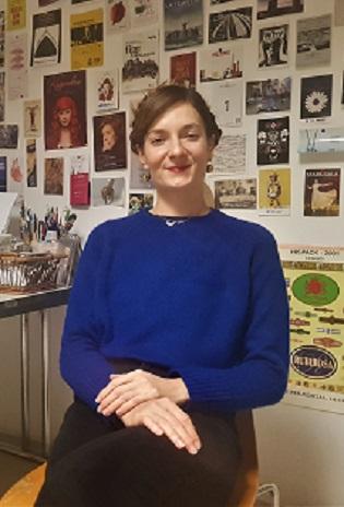 """Ana Cialicu: """"En mi obra mis mujeres han sufrido o siguen sufriendo y necesitan llegar a ese punto de la vida donde hay estabilidad, calor"""""""