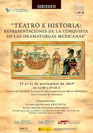 El CeMaB programa un seminario sobre el teatro histórico
