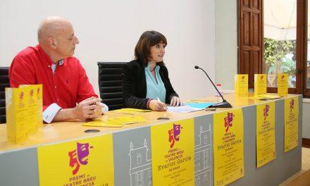 L'escriptor Jordi Peidro i Torres gana el Premi de Teatre Breu en Valencià Evarist Garcia amb l'obra Dues Mons