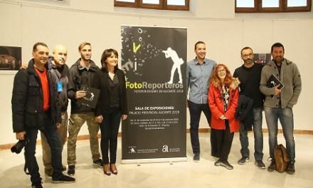L'Exposició 'FotoReporteros' torna a la Diputació amb les imatges més impactants dels dos últims anys a la província