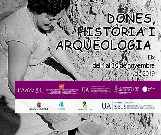 El XVI Curs d'Arqueologia Il·licitana se centra enguany en les dones a través de la història