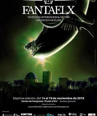 7ª edición del Festival Internacional de Cine Fantástico de Elche-FANTAELX
