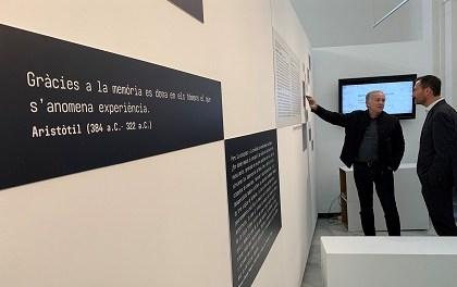 Elx posa en valor el seu patrimoni i convida a reflexionar sobre la memòria històrica amb una exposició de més de 300 imatges
