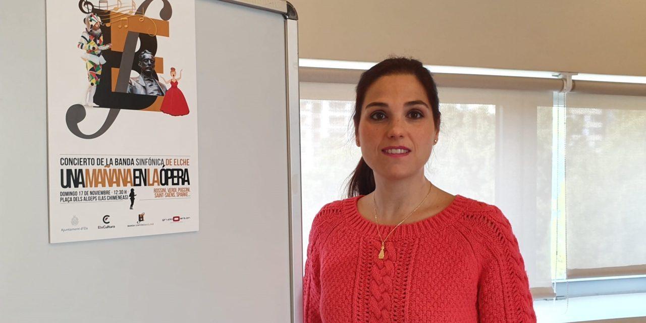 El Ayuntamiento de Elche pone de moda la ópera con un concierto el próximo 17 de noviembre