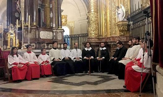 Finalitza el Festival Medieval d'Elx amb la recreació d'una missa de la Verge de l'Asunción del segle XVII