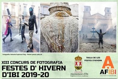 Bases del XII Concurso fotográfico de las Fiestas de Invierno de Ibi 2018-2019