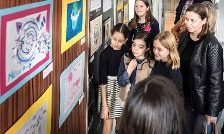 El tercer concurs de «Miradas Infantils» arriba per promoure l'art a l'escola