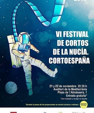 VI Festival de Cortos de La Nucía CortoEspaña 2019