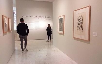 Pablo Picasso es converteix en el protagonista de la nova exposició temporal del Museu d'Art Contemporani