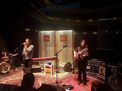 """""""Momentos Alhambra en el Escenario"""" volvió este miércoles al Teatro Principal con un exclusivo acústico de Fredi Leis"""