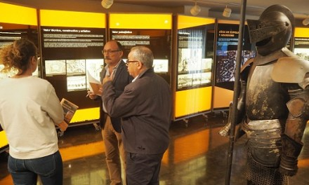 Patrimoni Històric d'Orihuela mostra l'arquitectura defensiva d'Espanya a través d'una exposició